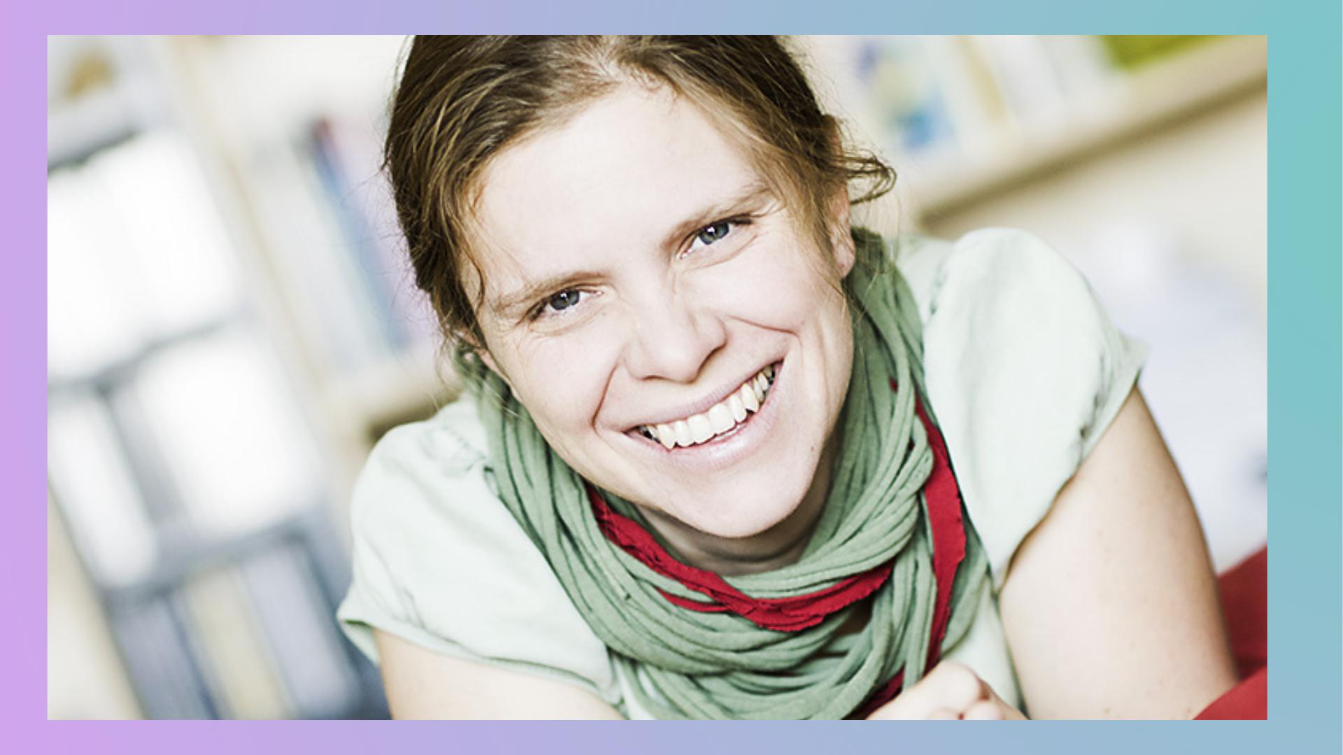 Lucia Halova - slovenska knizna prekladatelka (rozhovor)