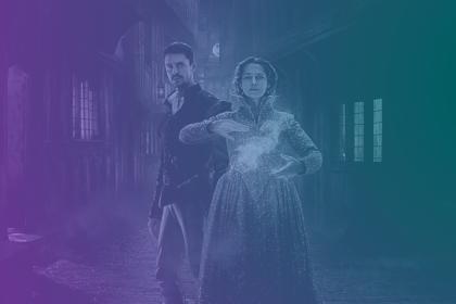A Discovery of Witches - analýza seriálu, ktorý vám môže pomôcť zlepšiť vaše písanie. Zdroj obrázka: hbogo.sk